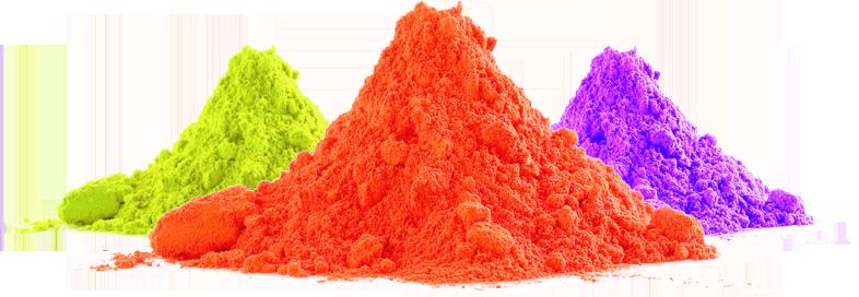 צבע בתנור