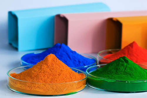 צבע בתנור - צביעה באבקה אלקטרוסטטית